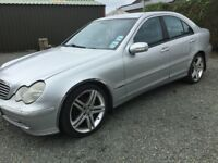 Mercedes c220cdi dci manual no mot cookstown no swaps or offers