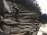 Mens Ralph Lauren rain coat
