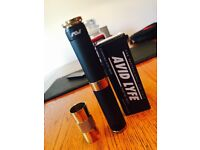 Avid Lyfe Flattered Able Mod + Stackable Tube + Knurled Sleeve 100% AUTHENTIC