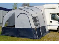 Eurotrail Atlantis Campervan Free Standing Drive Away Awning Tent like new