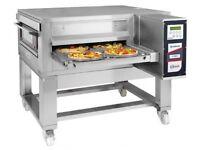 Pizza oven Zanolli 20 inch belt conveyor