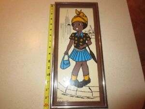 KOOL VINTAGE PICTURES 16 INCHES by 8 INCHES