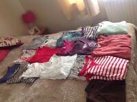Ladies clothes bundle tops size 18 20 22