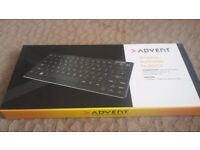 2 SEALED WIRELESS KEYBOARDS