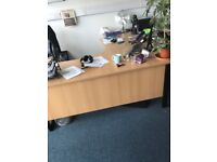 4 Free Office Desks -Buyer collects