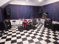 MUSIC MAKERS REHEARSAL STUDIOS  CURE FOR THE SUMMERTIME BLUES