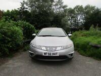 Honda Civic 1.8 I-VTEC SE (aluminium/silver) 2006