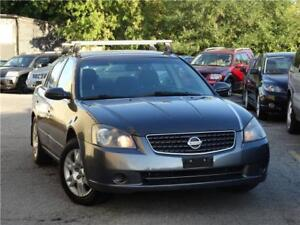 2005 Nissan Altima 2.5 S with safty and e-test