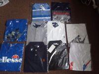 Adidas nike and polo tshirts
