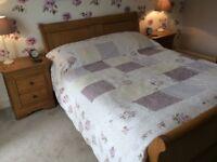 Beautiful King sized bedspread