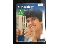 New specification - biology revision book AQA