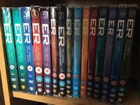 ER complete collection season 1-15 on DVD