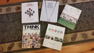 St. Lawrence College Business Program Textbooks