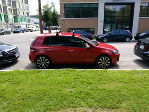 2010 vw golf 2.5 5speed