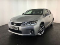 2013 LEXUS CT200H SE AUTO HYBRID 1 OWNER SERVICE HISTORY FINANCE PX WELCOME