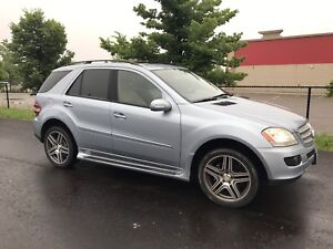 Mercedes Benz ML350 | 2006 | Low KM | AMG | Automatic