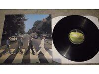 Abbey Road uk 1969 release