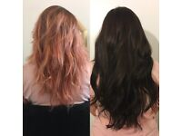 Hair Extensions -Accredited Hair Extensionist based in Cambridge