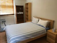Two lovely double rooms in a flat share near Stockwell Station