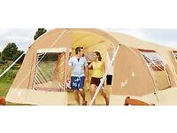 New Racelet Safari Trailer Tent