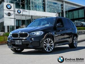 2015 BMW X5 xDrive35i M-Sport one owner