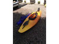 Kayak Ina zone 242