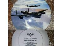 War Plane Plate