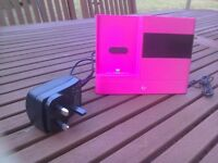 KS Clock Radio, iPod and iPhone 5 Dock