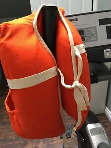 Decorative Vintage Life Jacket