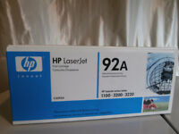 HP LaserJet cartridges (Delivery