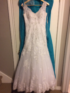 Stella York Wedding Dress size 10