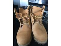 Brand new timberland boots men's size 11