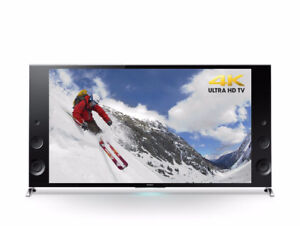 """65"""" SONY XBR65X930C 4K UHD HDR Android Smart 3D TV"""