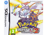 Pokemon White version 2 for Nintendo 3DS