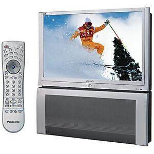 "Panasonic 53"" Diagonal Widescreen Projection HDTV"