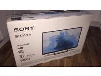 "Sony Bravia 32"" TV KDL32WE613"