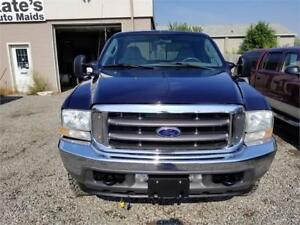 2003 FORD 250 LARIAT 4X4 SHORT BOX - EXTENSIVE UPGRADE COMPLETED