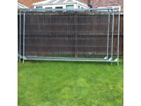 New arris fencing