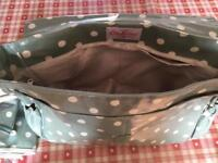 Cath kidston changing bag and accessories
