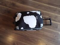 Cow Print Suitcase from NEXT