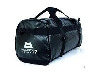 MOUNTAIN EQUIPMENT Wet & Dry Sports Kit 70L Duffle Bag - NEW
