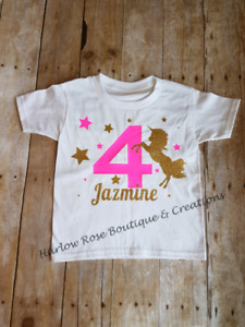 Personalized adult and youth shirts