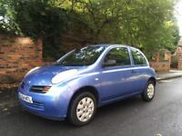 2004 Nissan Micra 1.2 Excellent Runner Low Miles Service History