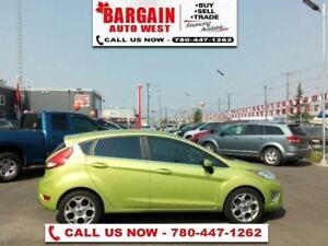 2012 Ford Fiesta SES  - Bluetooth -  SYNC - $78.78 B/W