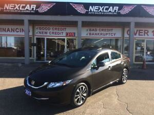 2013 Honda Civic EX AUT0 A/C SUNROOF BACK UP CAMERA 81K