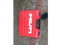 Hilti DX351, used a handful of times