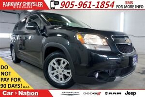 2014 Chevrolet Orlando 2LT| REMOTE START| MY LINK| 16in ALLOYS|
