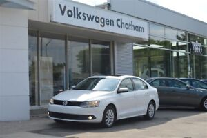 2013 Volkswagen Jetta Comfortline Heated Seats Air Conditioning