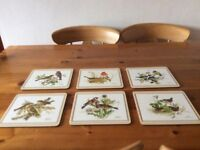 Deluxe place mats by Pimpernel