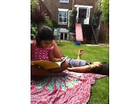 Looking for a LIVE IN AU PAIR , Chiswick, start asap